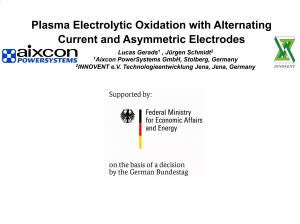 Header Plasma Electrolytic Oxidation