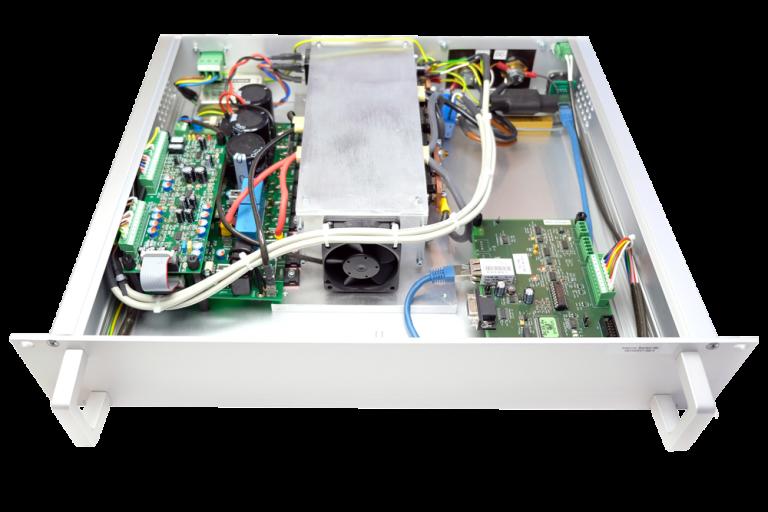 Foto eines Hochfrequenz Zündgerät der aixcon PowerSystems GmbH