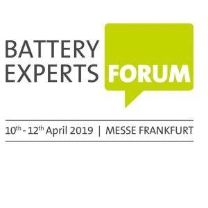 Logo des Battery Experts Forum